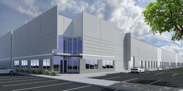 Air 59 Logistics Center Building Image-web