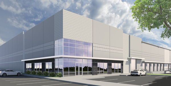 Air 59 Logistics Center Building Image-web
