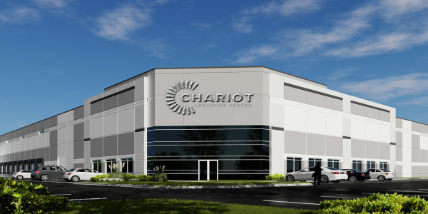 Chariot Logistics Center_Brochure_Rendering
