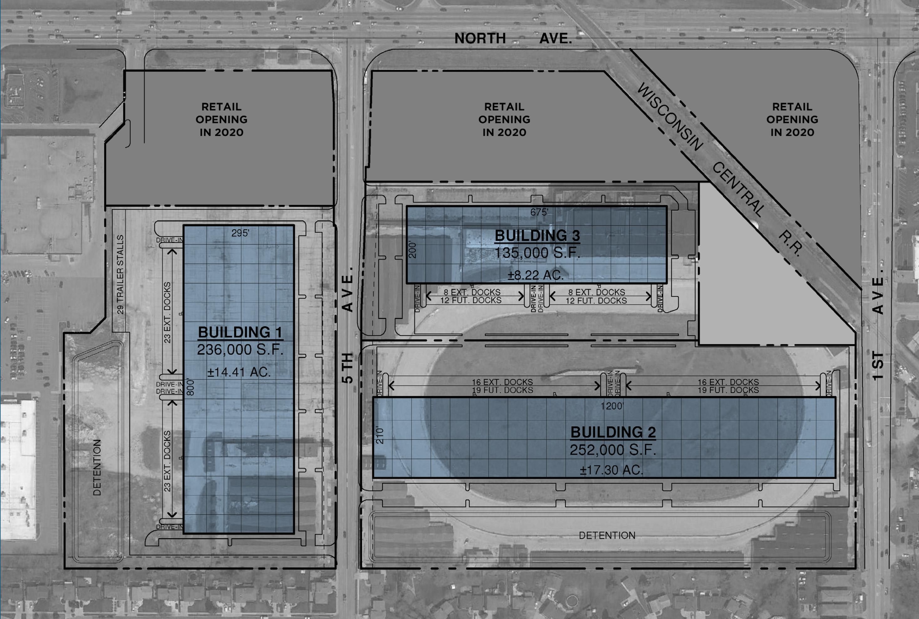 Chariot Logistics Center | Ridgeline Property group